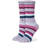 Puffer Up Crew Socks