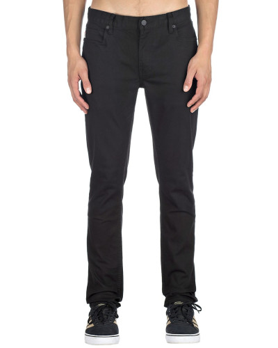 E01 Color Pants flint black
