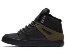 Spartan HI Wnt Shoes black olive