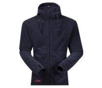 Hareid Fleece Jacket dark navy melange