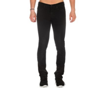 V76 Skinny Denim overdye black
