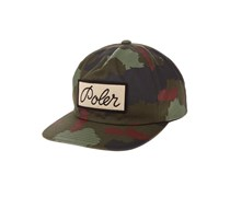Unstructured Snapback Camo Cap