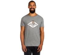 Ginchilla T-Shirt grey melange