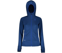 Defined Polar Outdoor Jacket pacific blue