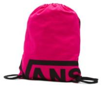Benched Novelty Gym Bag beetroot purple