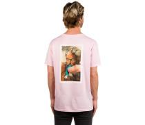 Smokes Once T-Shirt pink