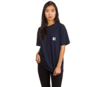 Carrie Pocket T-Shirt dark grey heather