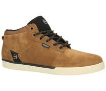 Jefferson Mid Skate Shoes tan