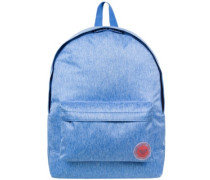 Sugar Baby Solid Backpack dazzling blue