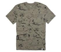 Helloha Pocket T-Shirt grün