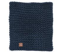 Cocoon Collar Schal blau