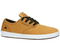 The Romero Laced Skate Shoes black