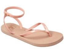 Stargazer Wrap Sandals Women dusty pink