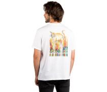Meow T-Shirt weiß