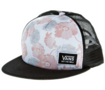 Beach Bound Trucker Cap poppy