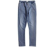 Fonic Straight Jeans grau