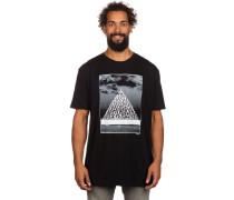 Smith Slim T-Shirt schwarz