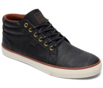 Council Mid SE Sneakers black camo