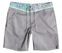 Quiksilver Street Trunk Yoke Cracked Shorts