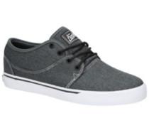 Mahalo Skate Shoes black chambray
