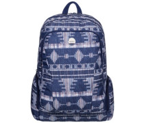 Alright Backpack akiya combo blue print