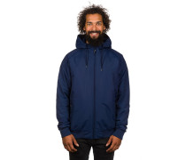 Simplist Jacke blau