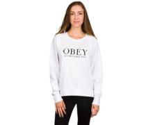 Vanity Sweater white