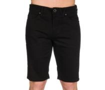 Solver Twill Shorts black