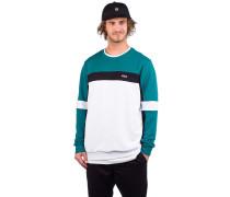 Norbin Crew Sweater br wht