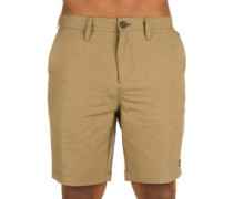 Crossfire Bio 19 Shorts dark khaki