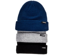 Beanie 3 Pack muster