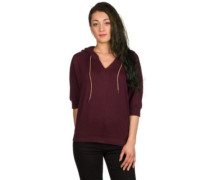 Dover Hoodie napa red