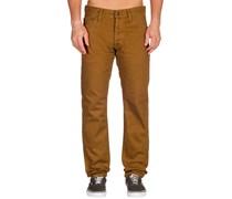Klondike II Jeans braun