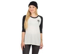 Eye Sea Sky 3/4 Raglan T-Shirt black