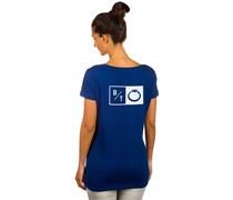 BT Team T-Shirt blau
