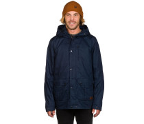 Flintridge Mte Jacke blau