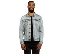 Warriors Denim Jacket light vintage