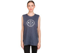 BT BxT Tank Top navy melange