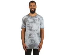 Box Logo Crystal Wash T-Shirt grau
