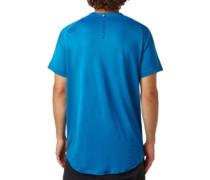 Flexair Moth Knit T-Shirt maui blue