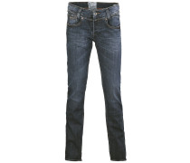 Slim Denim Frauen blau