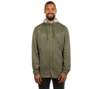 Flood Jacket dusty olive