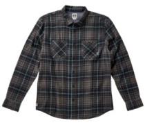 Cold Dip 10 Shirt LS black heather