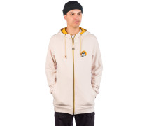 Lava Lake Zip Hoodie arrowwood