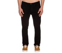 K Skinny Denim Jeans schwarz
