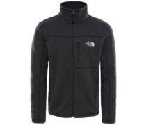 Gordon Lyons Fleece Jacket tnf black heather