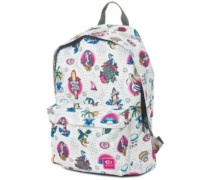 Tattoo Dome Backpack multico