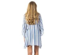 Del Sol Kimono Cardigan blue