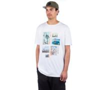Island Location T-Shirt white