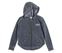 Wiped Out Hoodie A Zip Hoodie anthracite